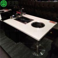 深圳哪里有卖韩式烧烤桌 深圳哪里有韩国烧烤桌椅批发