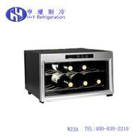上海红酒冷藏展示柜,木质红酒展示柜定做,单门红酒展示柜价格,左右开门红酒展示柜