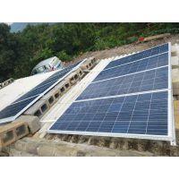 光伏发电系统,1.5kW家用太阳能发电设备,日发电4.5度