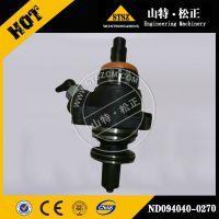 柴油泵柱塞价格 PC400-8原厂柴油泵柱塞ND094040-0270 小松挖掘机配件