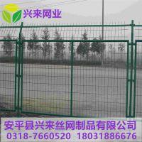 建材护栏网 散养野兔围栏网 框架护栏网多少钱一米