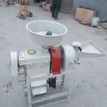 二相电组合式碾米磨面机 单相电卧式碾米机 湖北脱皮磨面机