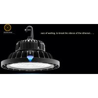 100WLED工矿灯 高光效 160LM/W 色温 4000K 高棚灯工矿灯专业厂家通惠科技
