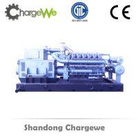济柴600KW CW-600GFT生物质气发电机组