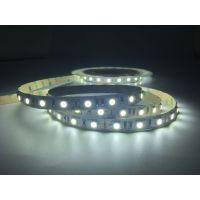 雅祺厂家批发商业展柜照明LED灯条 5050-60白光LED灯带 裸板IP20