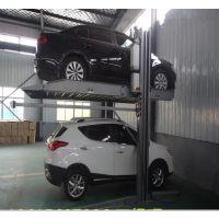 厂家生产家用小型自动立体汽车停车库举升机电动液压智能多层停车设备