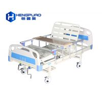 供应医用病床 养老院病床 护理床 价格低 质量好 能起背能曲腿abs床头