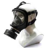 厂家供应 大眼窗防毒面具KMF-14 带通话器