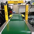 ESCL检测测量光幕广泛应用于物流分离、检测外形尺寸,称重/扫描