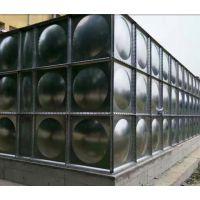 山西热镀锌螺丝连接水箱 环保水处理装配式热镀锌水箱