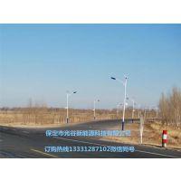 光谷新能源路灯 led灯具批发 优质太阳能路灯