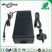 55V3A适配器 VI能效 55V3A 澳规RCM认证 55V3A电源适配器