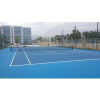 山东学校篮球场弹性防滑性地面 红绿蓝多种颜色可选