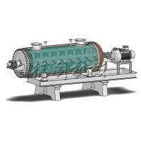 供应诸城德创DCJ-5型病害动物无害化处理中心设备 高温高压干化化制工艺
