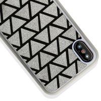 广州苹果皮套iPhone X创意新款单壳后盖式手机配件OEM贴牌加工