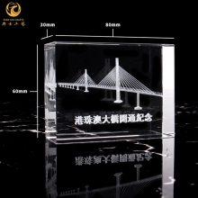 基地建成纪念品,加油站落成典礼礼品,上海水晶内雕工艺品定制