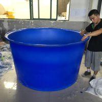 浙江400L酸菜腌制桶 敞口塑料桶