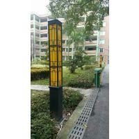 方形庭院灯户外路灯庭院灯2米2.5米3米3.5米方灯景观灯柱灯道路灯 DG-023灯谷照明