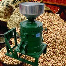 水稻小麦玉米脱皮碾米设备 电动碾米机富兴