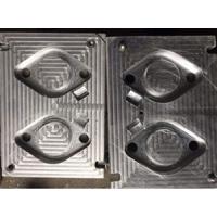 泊头衡骏模具专业设计精密铸造模具覆膜砂热芯盒覆膜砂模具