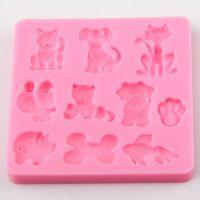 做硅胶翻糖模具的设备-硅胶蛋糕模具生产设备