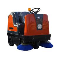 青岛卖扫地车厂家,室外驾驶式扫路车,多功能电动清扫车,路驰洁