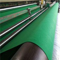 防尘盖土绿色涤纶土工布厂家