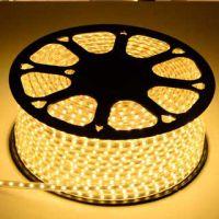 LED灯带 高亮 5050软灯带 装饰 吊顶 暗槽灯 led灯条 高压 质保三年