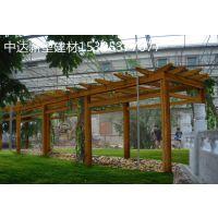 滨州园林厂家雕塑景观摆件,仿古凉亭,花箱,水泥仿木长廊