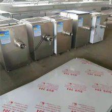 佳品生产的新型超大型100-250工业冻肉绞肉机 产量大质量优