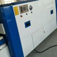 全自动双工位真空覆膜机 数控底加温膜压门吸塑机保证质量