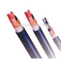 供应齐鲁牌裸铜线交联绝缘PVC护套电缆光复YJV33-D级 1*7.5