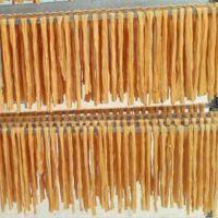 广州全自动腐竹生产线 小型腐竹油皮机械 技术领先品牌鼎达
