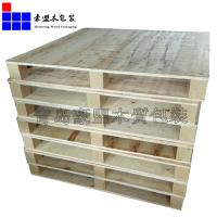 青岛胶南木卡板尺寸可定做黄岛港口附近托盘免费送货