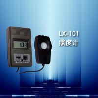 白光照度计 LX-101型 适用C.I.E.照片频谱 传感器CMOS修正因子 JSS/金时速