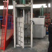 节省开支立式打包机参数 出料迅速的液压打包机 大丰高收益立式捆扎机