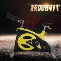 动感单车厂家直销超静音健身车脚踏车室内运动健身器材
