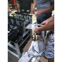 厂家赛典研发生产无纺布PM2.5口罩滤心打片机,一次成型超声波设备