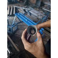 铁皮轧边机 手动起线机 保温弯头轧边机