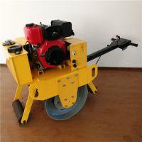多功能振动压路机 小型手扶式压实碾 施安直销