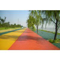 榆林恒森透水地坪胶结料/坪面漆 /红色透水地坪增强剂