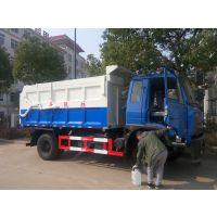 水厂污泥专用车-18方污泥清运车-18立方淤泥自卸车价格