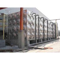 六安风腾箱泵一体化 无负压供水设备 不锈钢水箱