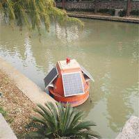 柏泰科技按要求定做水质监测浮筒 塑料载体监测浮标