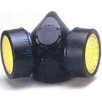 蓝鹰NP306防毒面具 双滤罐防毒面罩 进口优质防护面罩批发