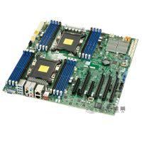 超微X11DAi-N LGA3647 双路主板工作站 C621服务器Xeon Scalable