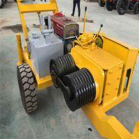 河北霸州 液压牵引机 拖挂式90kN牵引机(QT90)