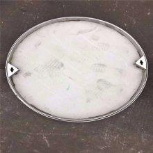 金聚进 厂家直销304不锈钢下沉式 隐形井盖 优质镶边装饰井盖