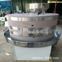 振德牌 砂岩电石磨 厂家直销  豆腐豆浆石磨机 定做石磨豆浆机