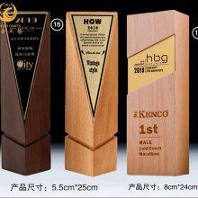 仿铜牛气冲天奖杯,十大牛商纪念品,公司颁奖活动奖品